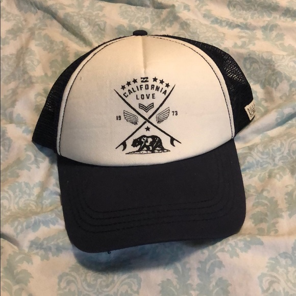 Billabong Accessories - California Love Billabong Hat